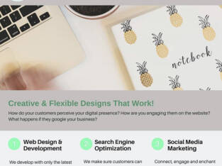 Need a website or graphics designing?
