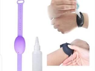 Wristband Sanitizer dispenser
