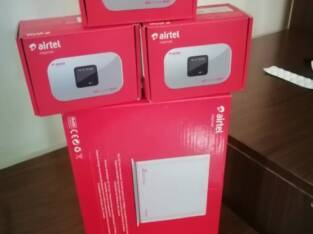 Airtel Mifis and Routers
