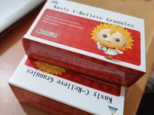 Tasly Kasly C-Relieve Granules