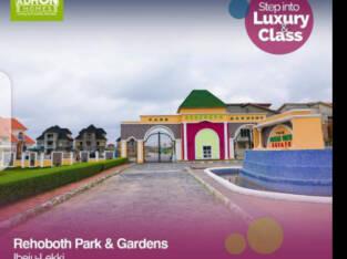 Ibeju Lekki Estate Land for Sale