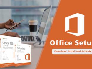 office.com/setup – enter product key