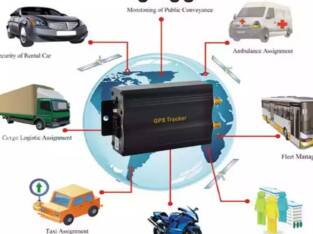 GPS GPRS Vehicle Tracker and Fleet Mgt