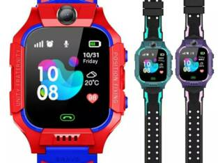 kids Children Positioning Tracker Smartwatch Phone