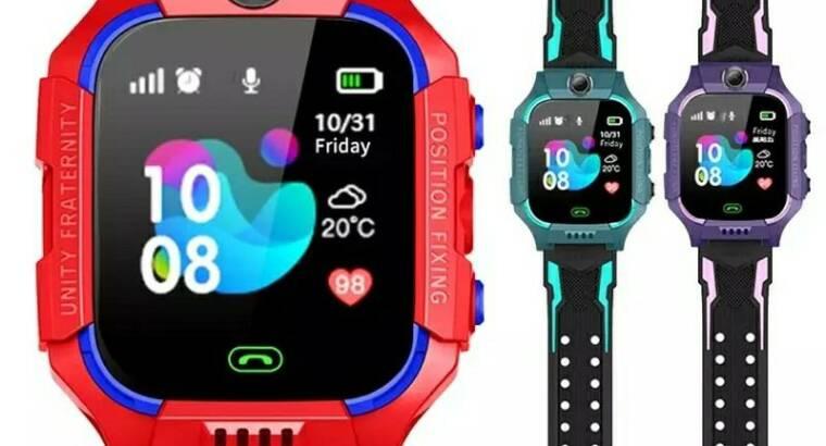 kids Children Positioning Tracker Smartwatch Phone