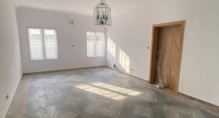 A Brand New 4 Bedroom Semi-detached Duplex