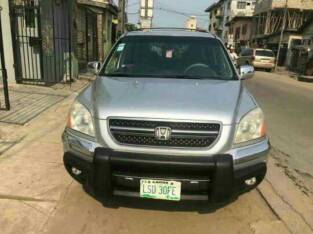 Neatly used Honda Pilot at reasonable price