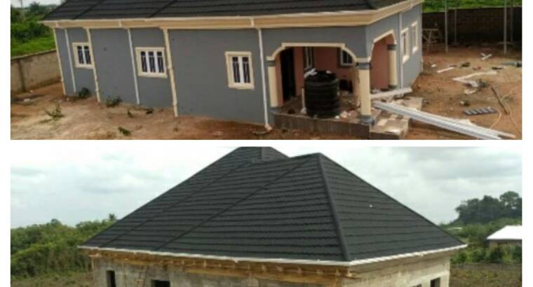 Cost of Stone coated & Aluminium roofing sheets.