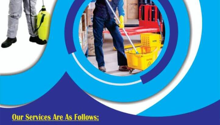 Fumigation and Cleaning Service