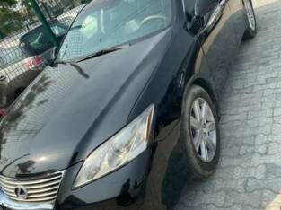Clean and neat Lexus ES350 2008 model for sale