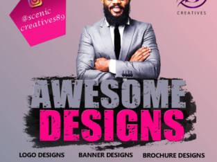 Professional graphics designer