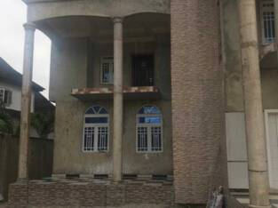 4 BEDROOM DUPLEX IN YENAGOA