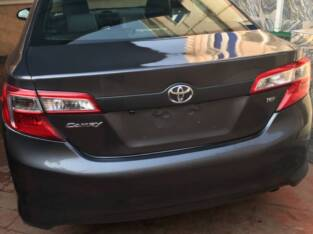Foreign Used Toyota Camry Full Option