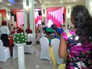 JERRY CENTURY EVENT CENTER YENAGOA