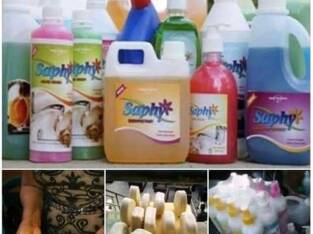 CHEMICALS FOR LIQUID SOAP PRODUCTION