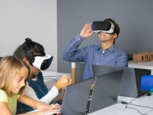 Foton Virtual Reality in School Education