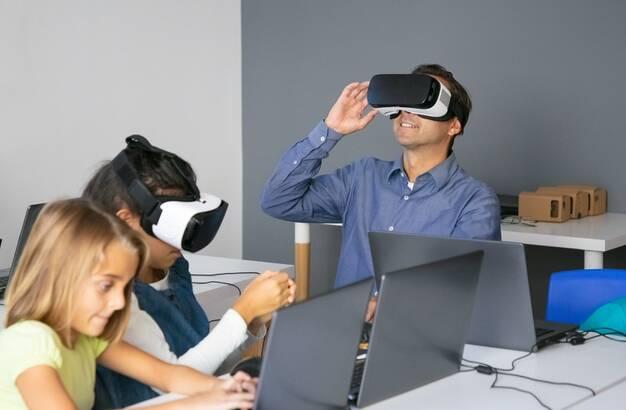 Foton Virtual Reality in School Education