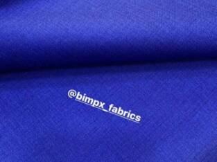 high quality fabrics