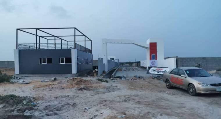 DRY RESIDENTIAL LAND DIRECTLY FACING LEKKI-EPE EXP