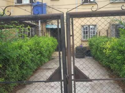 4 bedroom bungalow (flat) @ low income housing est