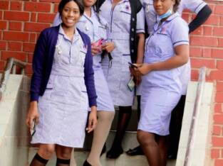 School of nursing registration form