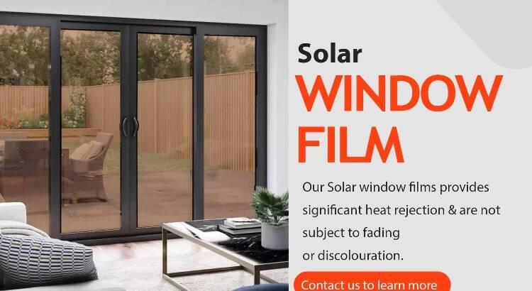 Solar Window Films in Lagos