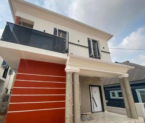 4 bedrooms Duplex for sale At Redemption Camp Mowe