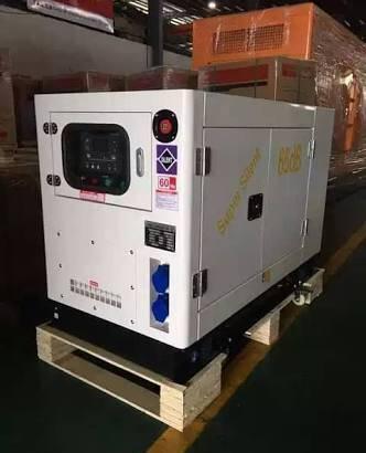 Echo-Tech Fuel-less Generator