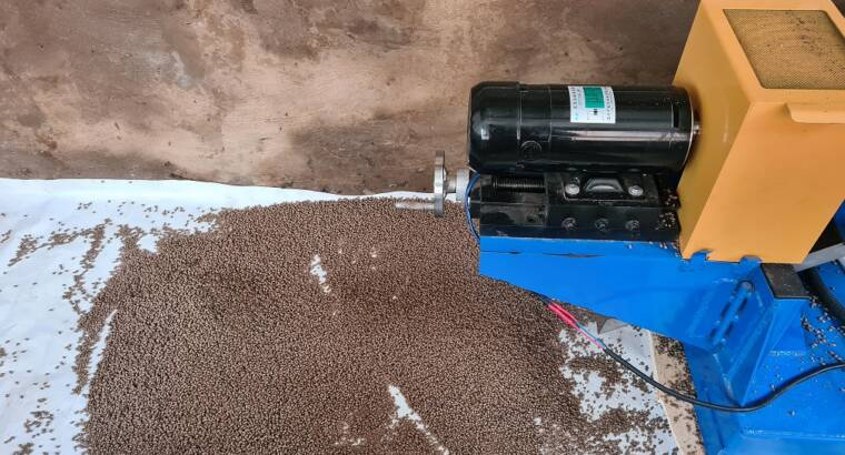 Floating Catfish Feed High Protein Pellets