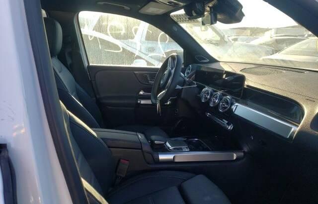 MERCEDES-BENZ GLB 250 for sale