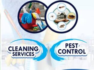 Cleaning and Pest Control/ Fumigation