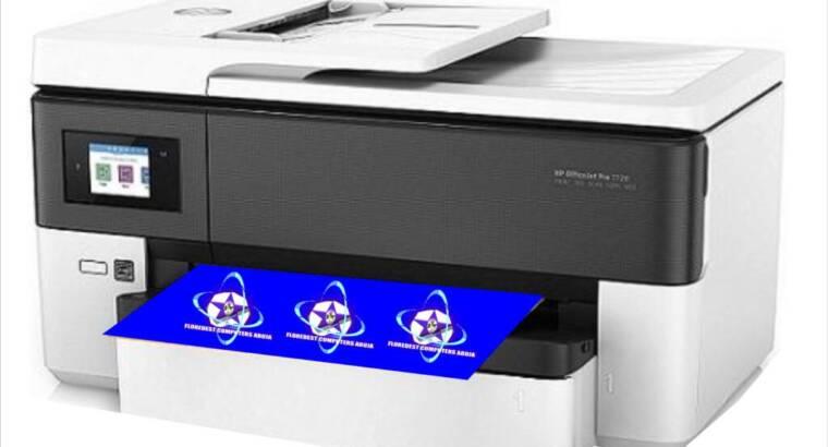 HP officejet 7720