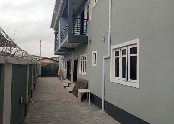 Newly built single room self contained at Oshodi