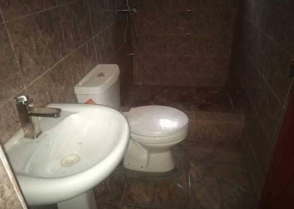 Newly built 1bedroom mini flat at Oshodi