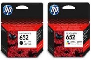 HP INK & TONER CARTRIDGES – BLACK & COLOR