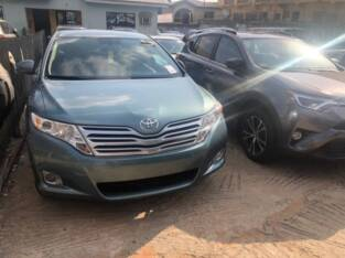 Clean foreign used 2011 Toyota Venza