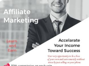 How to make 6 figures from affiliate marketing in