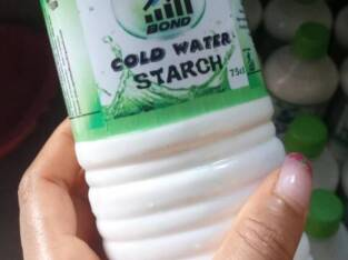 Optional Bond Cold Water Starch