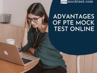 Advantages Of PTE Mock Test Online