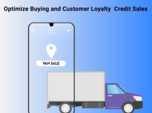 Van Sales Automation Software- CRM Software