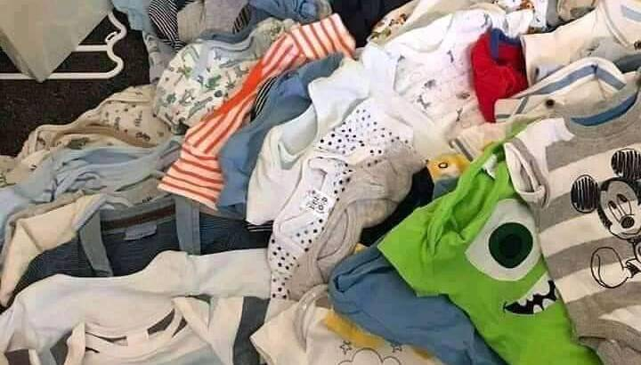 UK first Grade Bale Of Clothes