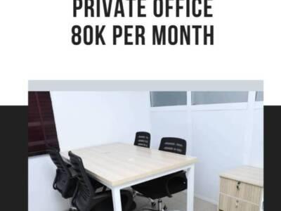 EmergeHub Coworking Space