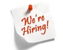 Urgent job vacancy for Analyst